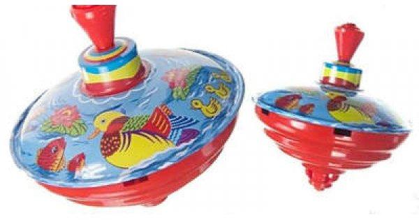 Classic Play Tins Tin Toys