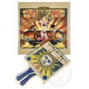 Biff Bats Balls Wooden Paddle Game UK