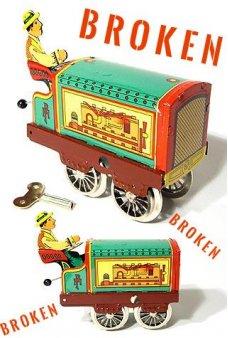 Train Tractor ***Broken