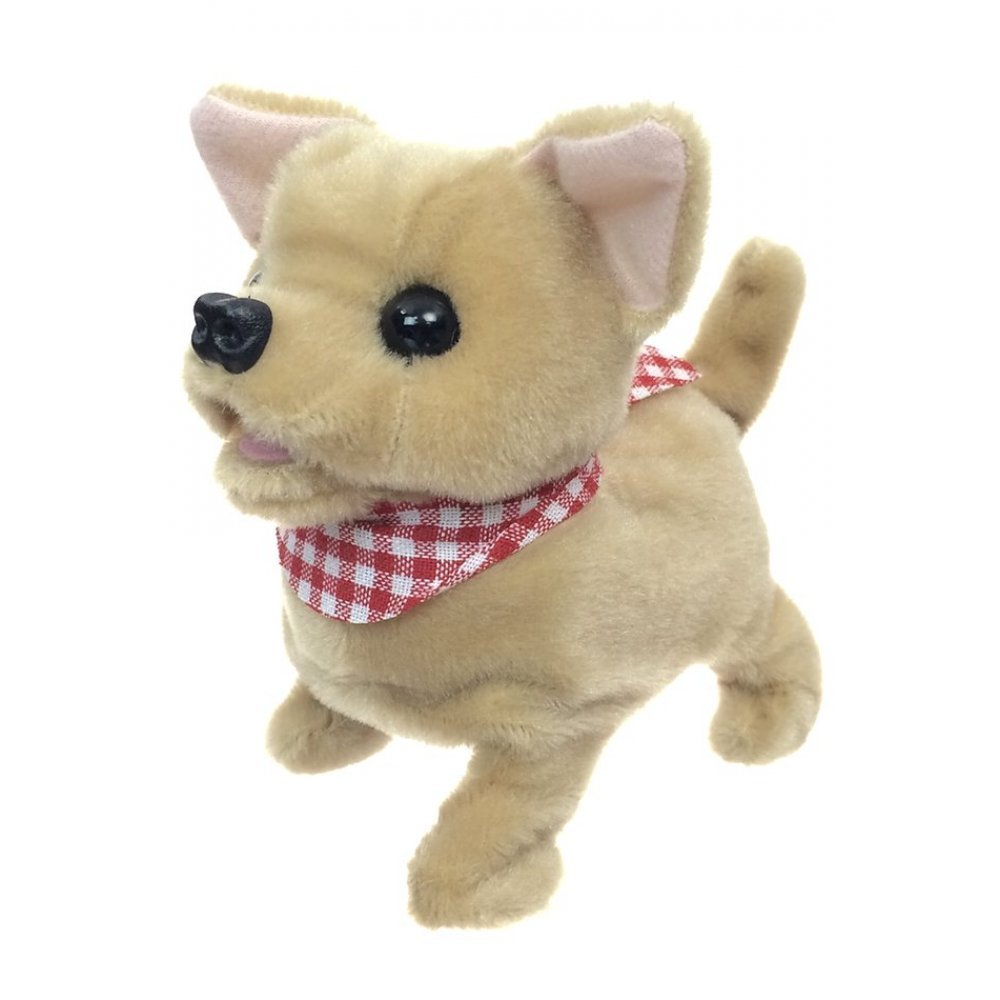 Electronic, Battery & Wind-up Westminster Chi Chi The Chihuahua Battery Operated Plush