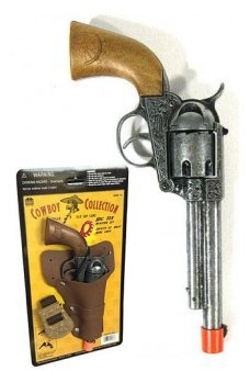 Big Tex Cowboy Replica 12 Shot Ring Cap Gun