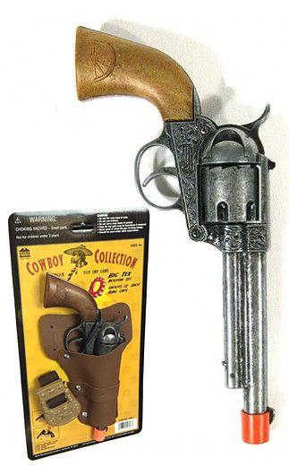 Big Tex Cowboy Collection Replica Cap Gun