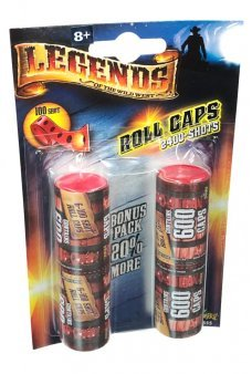 Legends Paper Roll Caps Refill (2400 Shots)