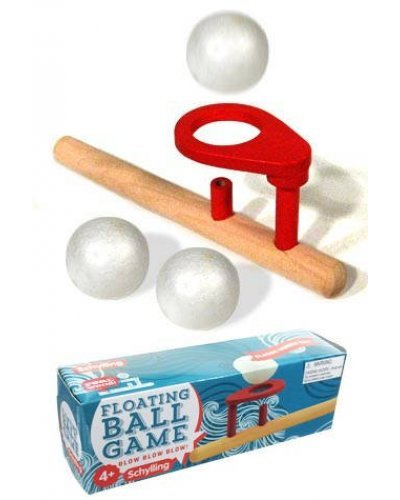 Floating Ball Game Classic Wooden Toy