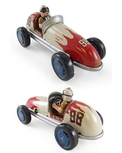 Champions Racer 98 Tin Toy 1950