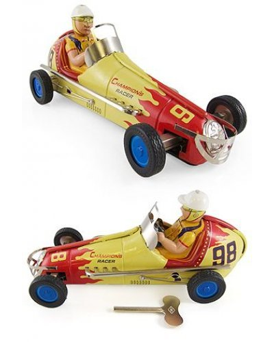 Champions Racer 98 Large Indy Tin Toy