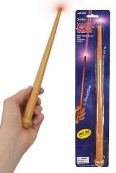 Magic Wand with Light and Sound