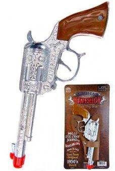 American Maverick Replica Paper Roll Cap Gun