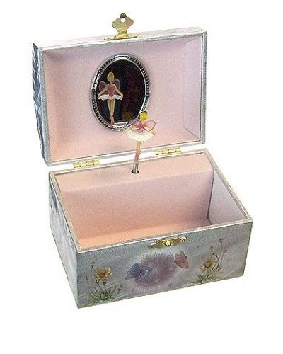 Fairy Princess Musical Jewelry Box
