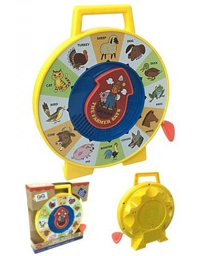 Fisher Price See N Say The Farmer Says