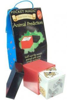 Animal Prediction Pocket Magic Trick