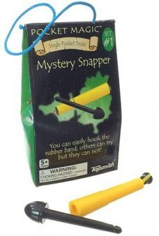 Mystery Snapper Pocket Magic Trick