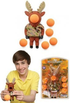 Moose Popper Soft Shooter Flying Fun