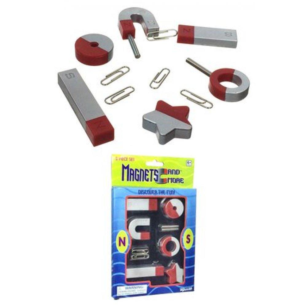 Magnets Kit Set of 8   Science Fun Toys   Magnet Magic   ToySmith 923c655536ef