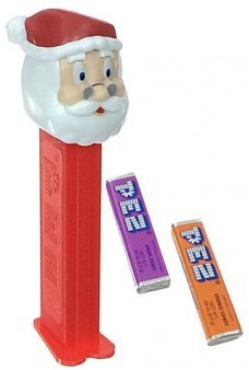 Santa Claus PEZ Candy Dispenser