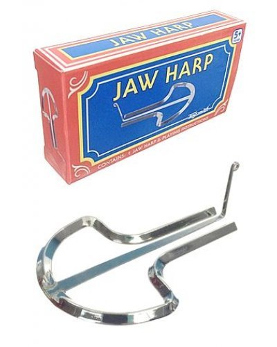 Jaw Harp Metal Music Maker Toy
