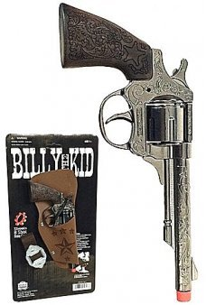 Billy the Kid Replica Revolver Cap Gun