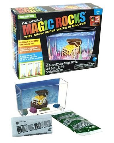 Magic Rocks Deluxe Science Kit
