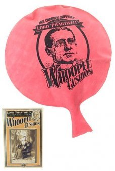 Whoopee Cushion Deluxe Lord Phartwell