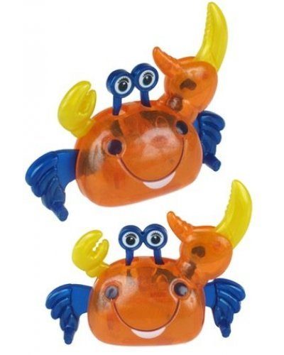 Cale the Crab Plastic Wind Up