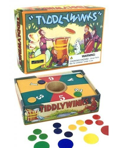 Tiddlywinks Pixies Game 1880 UK