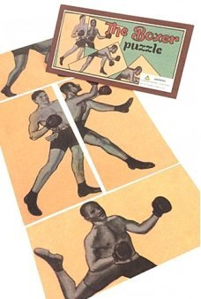 The Boxer Vintage Puzzle 1930 UK