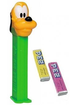 Pluto PEZ Mickey's Dog Candy Dispenser