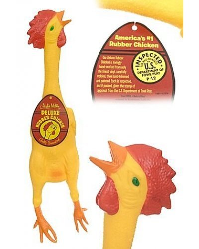 Rubber Chicken Deluxe Large Prop
