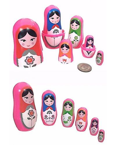 Babushka Nesting Dolls Matryoshka