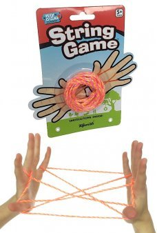 String Game Playground Cats Cradle