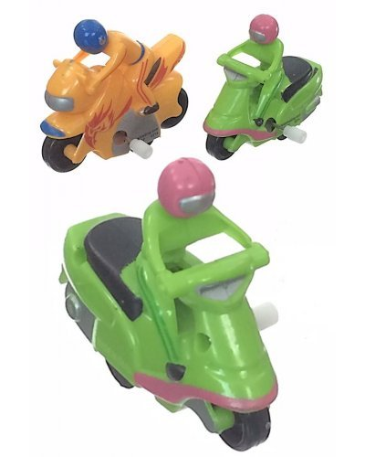 Spinning Cycles Windup Racing Set of 2