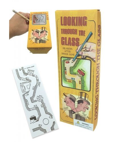 Looking Through the Glass Game UK 1955