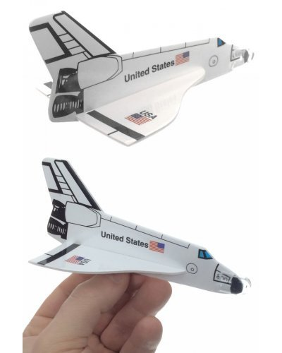 Space Shuttle USA Gliders Set of 2