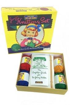 Junior Knitting Set Craft Kit 1950 UK