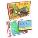 Rail Race Around Britain Game 1940