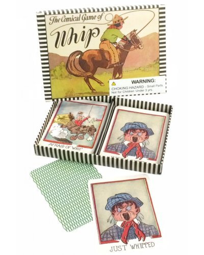 Whip Card Game England 1940