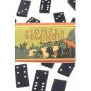 Pioneer Dominoes Western Wooden Set
