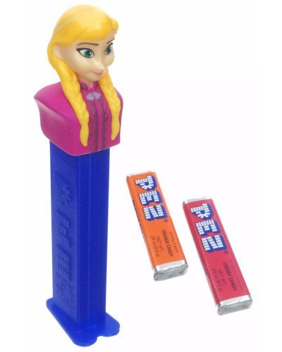 Disney Frozen Anna PEZ Candy Dispenser