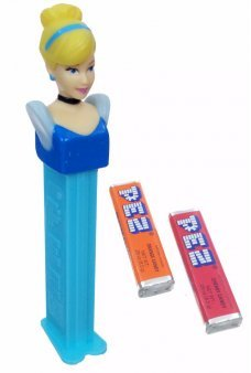 Cinderella PEZ Candy Dispenser Disney