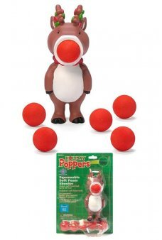 Holiday Reindeer Popper Soft Shooter