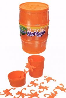 Barrel of Monkeys Orange