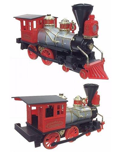 Classic Locomotive Red Train Toy