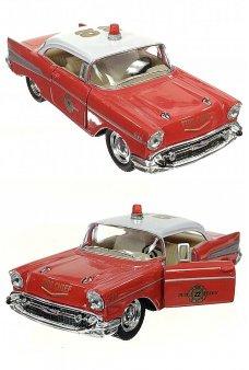Fire Chief Car 1957 Bel Air Toy Car