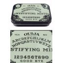 Ouija Board Mystifying Mints Candy Tin 1890