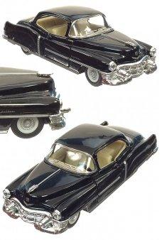 Cadillac 1953 Black Toy Car Die-Cast
