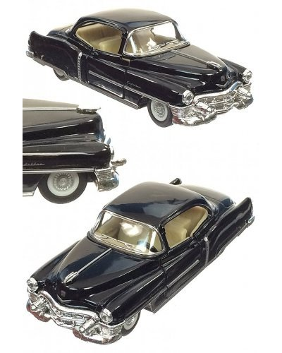 Cadillac 1953 Black Toy Car Die-Cast