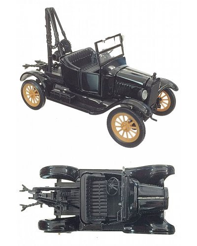 Tow Truck Ford Model T 1923 Die Cast