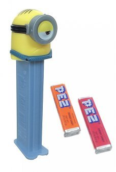 Despicable Me Minion Stuart PEZ Candy Dispenser