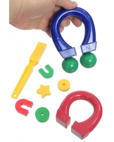 Mighty Magnets Set of 11 Science Toys