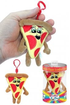 Tony Pepperoni Pizza Scented Backpack Clip